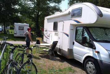 Hire a motorhome in Sassenberg from private owners| XGO I-move  Bruno