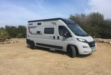 Hire a motorhome in Flensburg from private owners| Fiat Ducato Challenger Road Edition Premium V114 Flensi