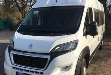 Hire a motorhome in Ravensburg from private owners| Peugeot  Frino