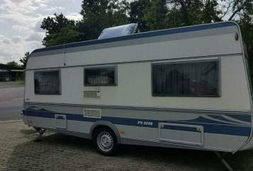Hire a motorhome in Obersulm from private owners| Fendt Caravan LiebevollerWoWa