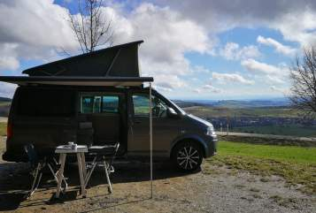 Hire a motorhome in Tengen from private owners| VW CaliFun