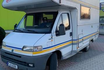 Hire a motorhome in Unterhaching from private owners  Euro Mobil Sophie