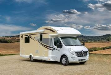 Hire a motorhome in Wasserburg am Inn from private owners| Ahorn  Cat Car II