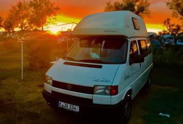 Hire a motorhome in Köln from private owners  Volkswagen Ernie