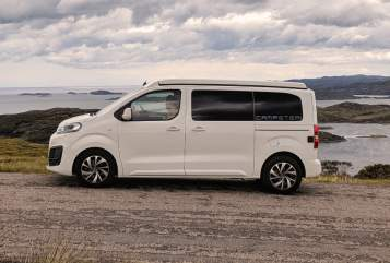 Hire a motorhome in Wuppertal from private owners| Pössl Snow White