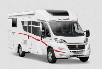 Hire a motorhome in Neumarkt in der Oberpfalz from private owners| Sunlight  Sunny