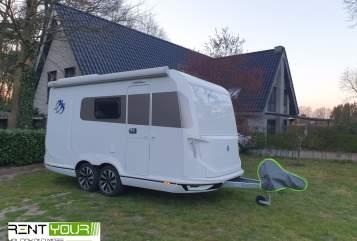 Hire a motorhome in Rheine from private owners| Knaus  Seb