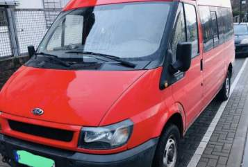 Hire a motorhome in Gießen from private owners| Ford  The Van