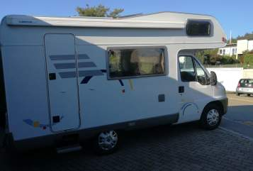 Hire a motorhome in Weingarten from private owners| Hymer  Hymilein