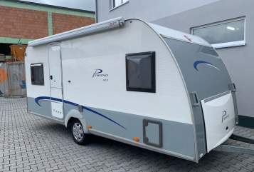 Hire a motorhome in Ladenburg from private owners| Bürstner Bürstner