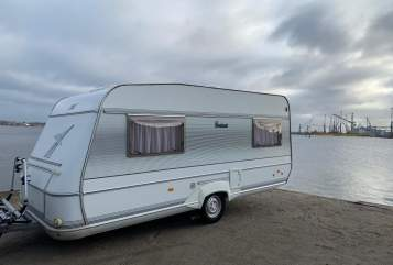 Hire a motorhome in Rostock from private owners| LMC LMC Special