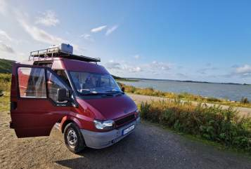 Hire a motorhome in Erfurt from private owners| Ford Joko