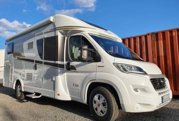 Hire a motorhome in Hockenheim from private owners| Fiat Via's Schiff