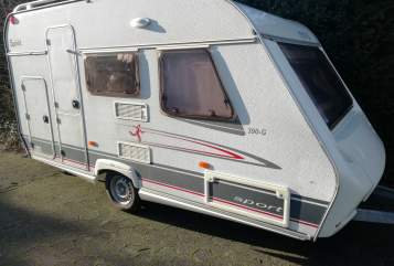Hire a motorhome in Möhnesee from private owners| Chateau Cristall Bolle