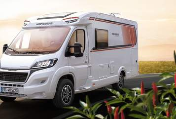 Hire a motorhome in Hückelhoven from private owners  Weinsberg Mein Herz 3