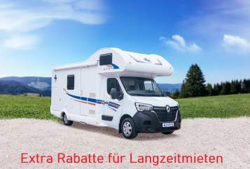 Hire a motorhome in Hamburg from private owners| Ahorn Humberto