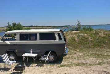 Hire a motorhome in Bayreuth from private owners| Volkswagen Blauer Emil