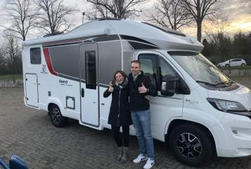 Hire a motorhome in Bernau bei Berlin from private owners| Bürtner Womotion