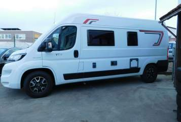 Hire a motorhome in Magdeburg from private owners| Fiat WoMo