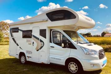 Hire a motorhome in Minden from private owners| Chausson Chausson C514