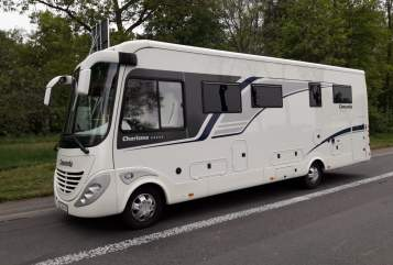 Hire a motorhome in Duderstadt from private owners| Concorde  Charly