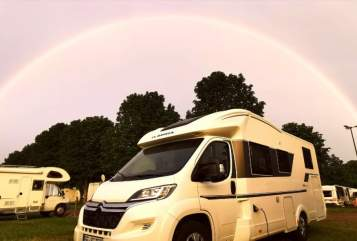 Hire a motorhome in Nauheim from private owners| Adria Elvin