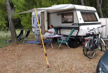 Hire a motorhome in Wesel from private owners| Hobby Old Prestige