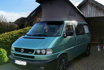 Hire a motorhome in Ecklak from private owners| VW T4 Else