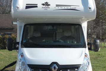 Hire a motorhome in Geldern from private owners| Ahorn Rudelmobil1