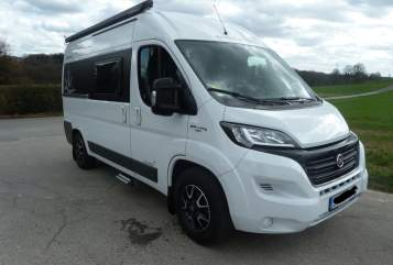Hire a motorhome in Solingen from private owners| Westfalia Der Westfale