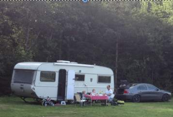 Hire a motorhome in Kahla from private owners| Tabbert Tabbi