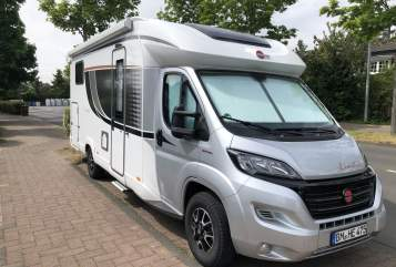 """Hire a motorhome in Wesseling from private owners