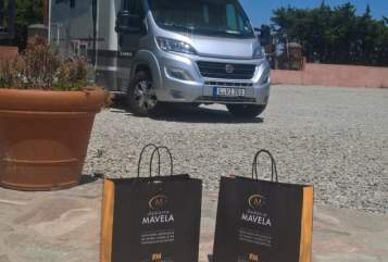 Hire a motorhome in Bad Lausick from private owners| Adria Fridolino