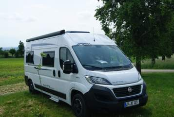Hire a motorhome in Sachsenheim from private owners| Pössl Summer Summit