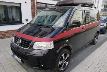 Hire a motorhome in Bielefeld from private owners| VW BTeam