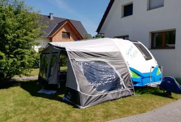 Hire a motorhome in Geseke from private owners| Knaus Räubertochter