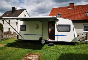 Hire a motorhome in Berg from private owners| Knaus Paul