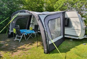 Hire a motorhome in Linsengericht from private owners  Fendt Aloha🌺