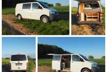 Hire a motorhome in Nußloch from private owners| VW Bulli 2020