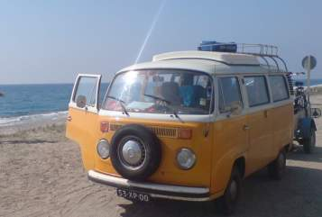 Hire a motorhome in Groningen from private owners| Volkswagen Tuv