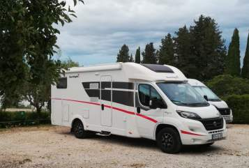 Hire a motorhome in Kreuzwertheim from private owners| Sunlight Spessartcamper