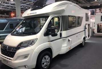 Hire a motorhome in Holzkirchen from private owners| Adria Polly