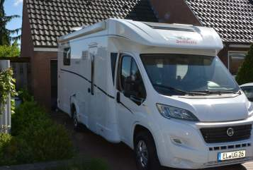 Hire a motorhome in Haren from private owners| Dethleffs Finja