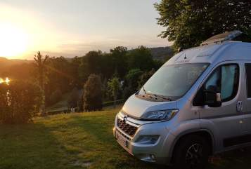 Hire a motorhome in Großheubach from private owners| Pössl Pössl BJ 2019