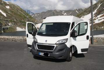 Hire a motorhome in Schweighofen from private owners| Peugeot Motorrad Franzl