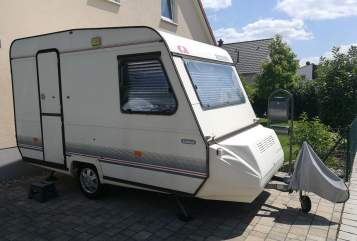 Hire a motorhome in Rohr from private owners| Adria Linus