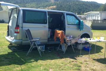 Hire a motorhome in Brilon from private owners| VW T5 Ferdinand