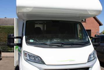 Hire a motorhome in Stolzenau from private owners  Fiat Emma