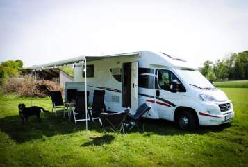Hire a motorhome in Leopoldshöhe from private owners| Sunlight EdCar