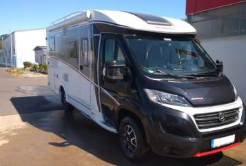 Hire a motorhome in Rennerod from private owners| Dethleffs Mira